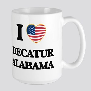 I love Decatur Alabama USA Design Mugs