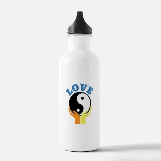 Love Water Bottle