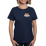 148apps - Logo - Women's Dark T-Shirt