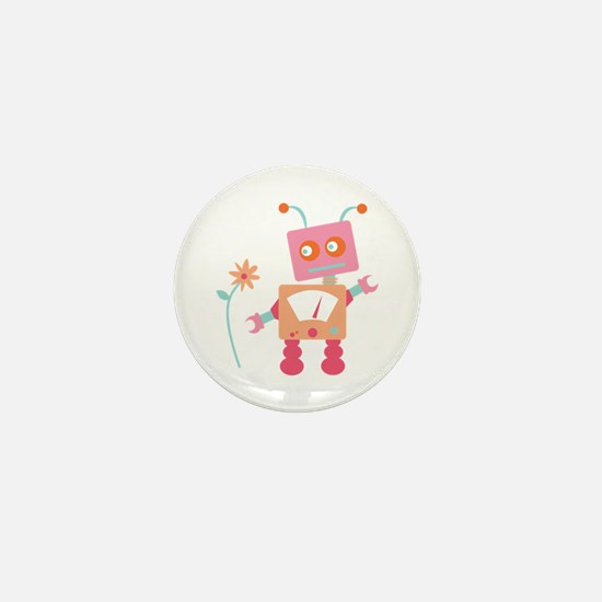 Robot Mini Button