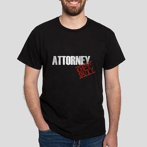 Attorney Dark T-Shirt