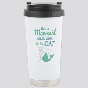 Modern Family Mermaid C Stainless Steel Travel Mug