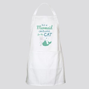 Modern Family Mermaid Cat Apron