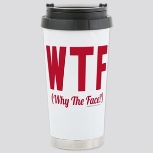 Modern Family WTF Stainless Steel Travel Mug