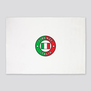 Firenze Italia 5'x7'Area Rug
