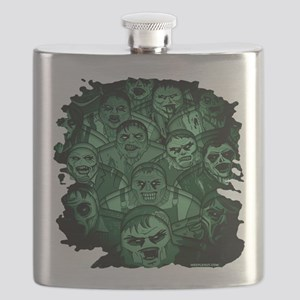 The Gaming Dead Flask
