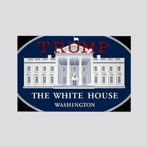 TRUMP WHITE HOUSE Magnets