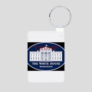 TRUMP WHITE HOUSE Keychains