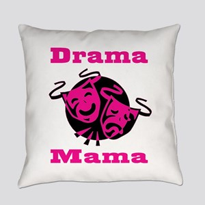 Drama Mama Everyday Pillow