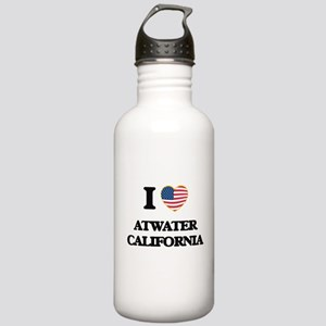 I love Atwater Califor Stainless Water Bottle 1.0L