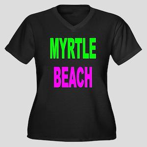 Myrtle Beach Plus Size T-Shirt