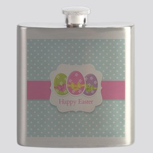 Happy Easter Flask