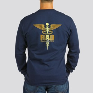 Radiology Gold Long Sleeve T-Shirt
