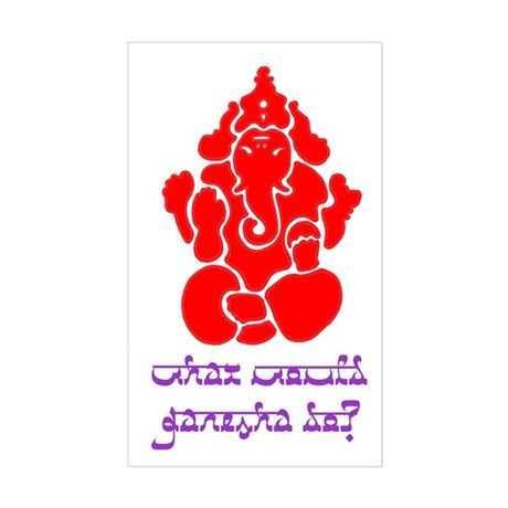 What Would Ganesha Do? Sticker