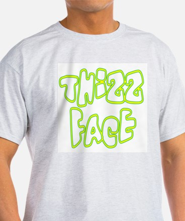 Thizz Face Green T-Shirt