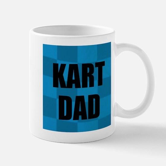 Kart Dad Mugs