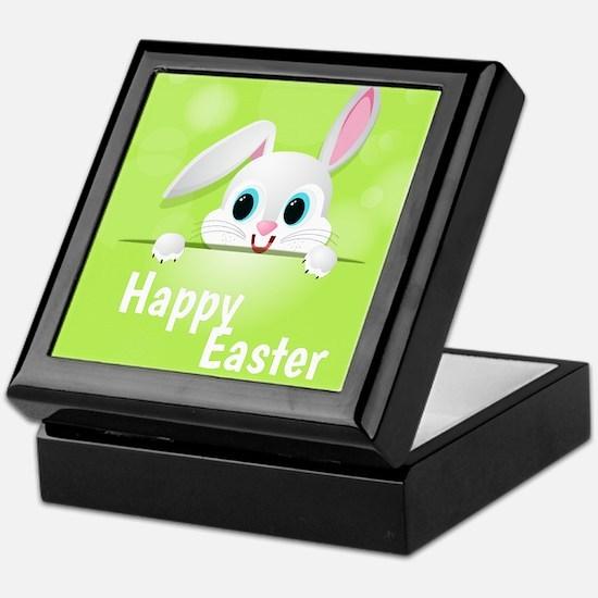 Happy Easter Keepsake Box