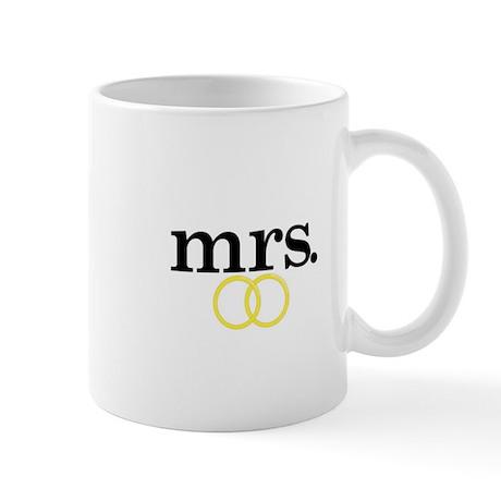 mrs-rings_large Mugs