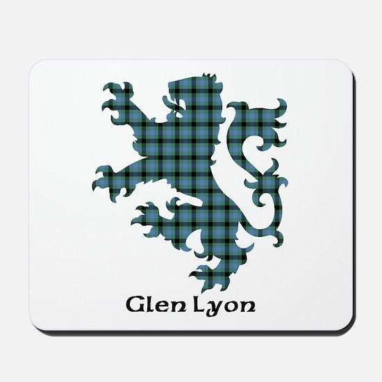 Lion - Glen Lyon dist. Mousepad