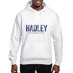 Men's Hooded Sweatshirt, Center Logo