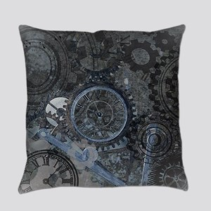 Time Everyday Pillow