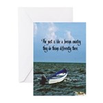 The Past Greeting Cards (pk Of 20)
