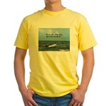 The Past Yellow T-Shirt