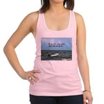 The Past Racerback Tank Top