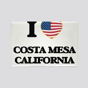 I love Costa Mesa California USA Design Magnets