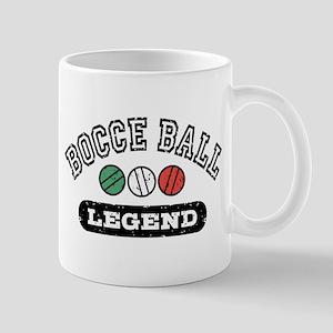 Bocce Ball Legend 11 oz Ceramic Mug
