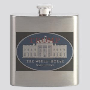 TRUMP WHITE HOUSE Flask