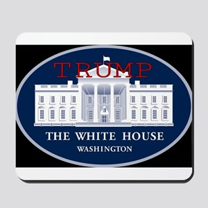 TRUMP WHITE HOUSE Mousepad