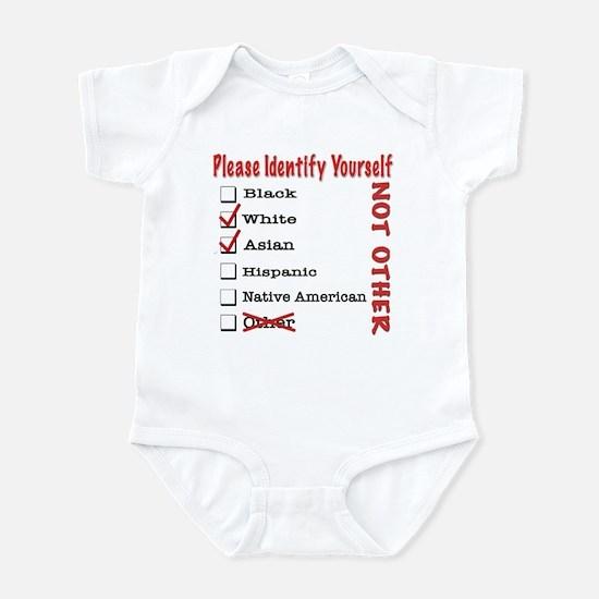 PleaseID-WA Infant Bodysuit