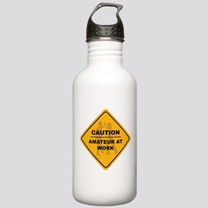 Amateur At Work Stainless Water Bottle 1.0l