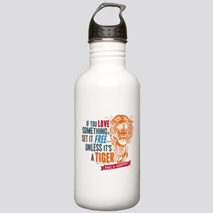 Modern Family Tiger Stainless Water Bottle 1.0L