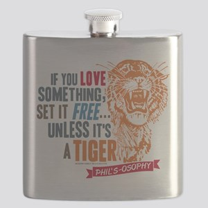 Modern Family Tiger Flask