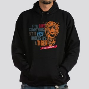 Modern Family Tiger Hoodie (dark)