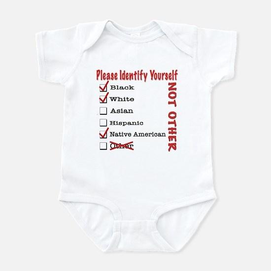 PleaseID-BWNa Infant Bodysuit