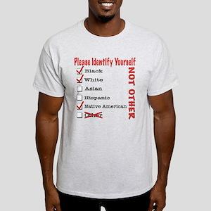 PleaseID-BWNa Light T-Shirt