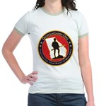 Georgia Carry Jr. Ringer T-Shirt