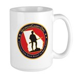 Georgia Carry Large Coffee Mug Mugs