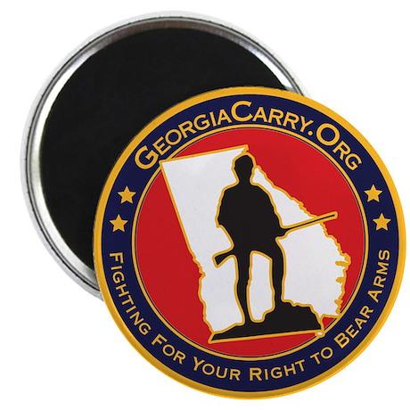 Georgia Carry Magnet