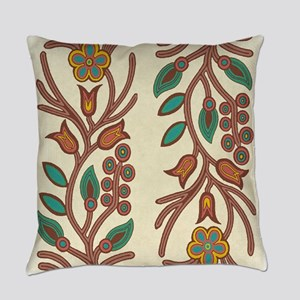 Ojibway Floral Everyday Pillow