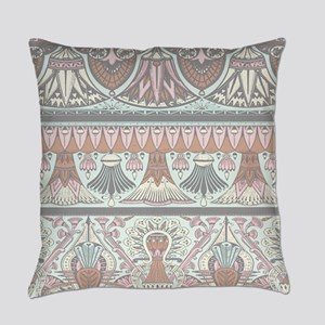 Egyptian Deco 3 Everyday Pillow