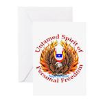 Spirit of Supersedure Greeting Cards (Pk of 10