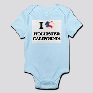 I love Hollister California USA Design Body Suit