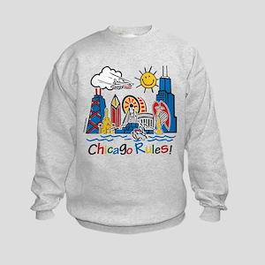 Chicago Rules Sweatshirt