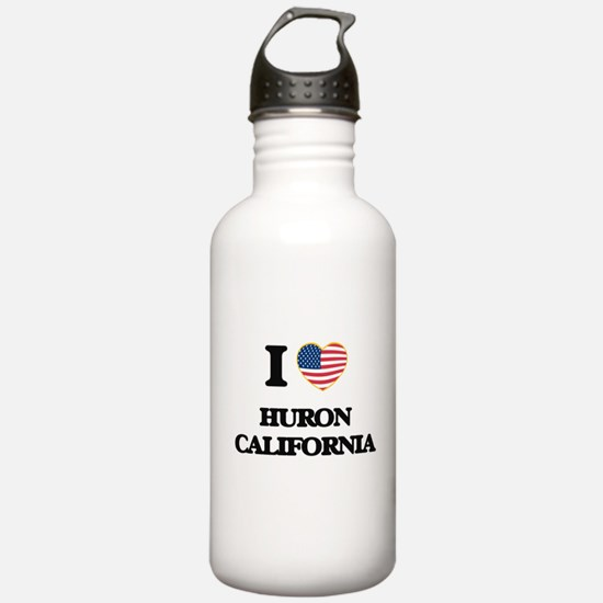 I love Huron Californi Water Bottle