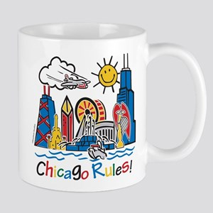 Chicago Rules Mugs