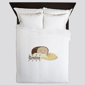 Grains Queen Duvet